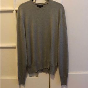 Banana Republic silk cashmere pullover sweater